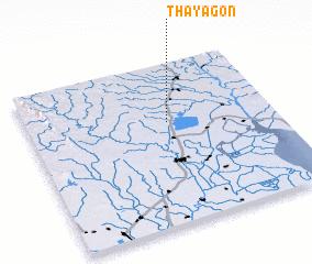 3d view of Thayagon