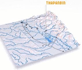 3d view of Thapanbin