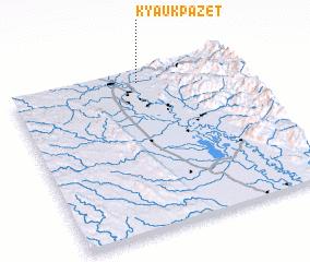 3d view of Kyaukpazet