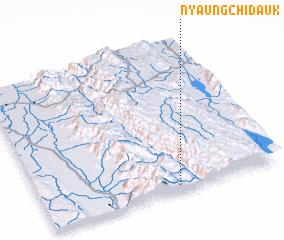3d view of Nyaungchidauk