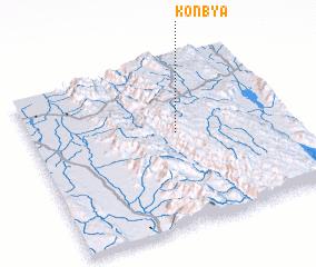 3d view of Konbya