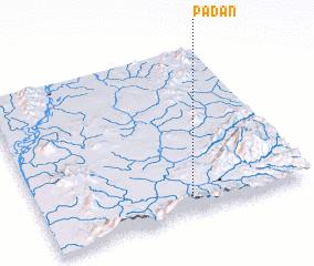 3d view of Padan