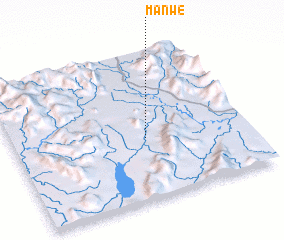 3d view of Manwe