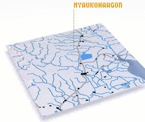 3d view of Myaukohawgon