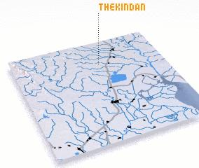 3d view of Thè Kindan