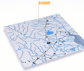 3d view of Dodan