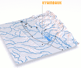 3d view of Kya-inbauk