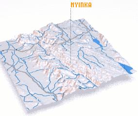 3d view of Myinka