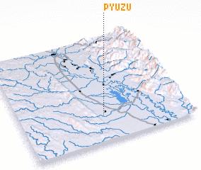 3d view of Pyuzu