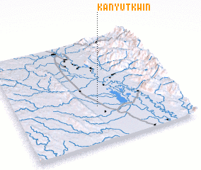 3d view of Kanyutkwin
