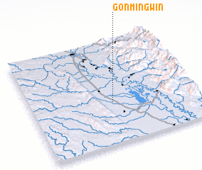 3d view of Gonmingwin