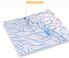3d view of Indainggon