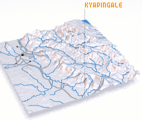 3d view of Kyapingale