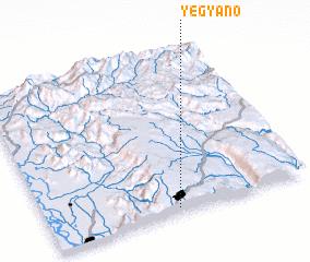 3d view of Yegyano