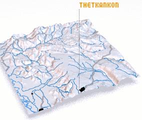 3d view of Thet-kan-kon
