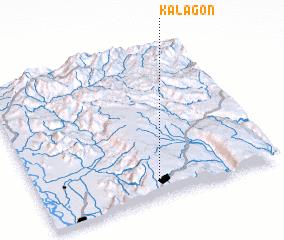 3d view of Kalagon