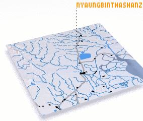 3d view of Nyaungbintha Shanzu