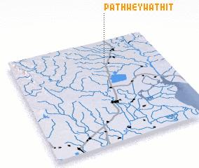 3d view of Pathwè Ywathit