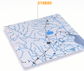 3d view of Kyaban