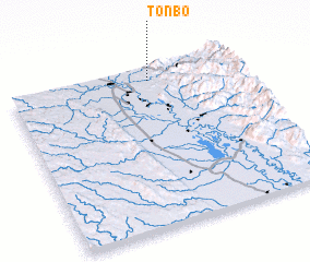3d view of Tonbo