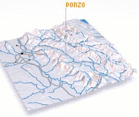 3d view of Ponzo