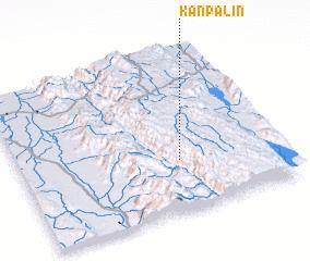 3d view of Kanpalin