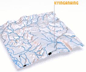 3d view of Kyin-ga-naing