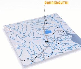 3d view of Paungdawthi