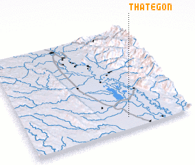 3d view of Thategon