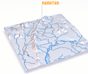 3d view of Namhtan