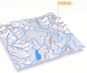 3d view of Pinbaw
