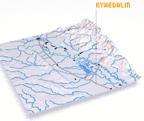 3d view of Kywedalin