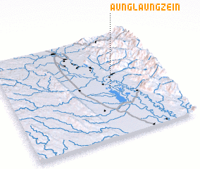 3d view of Aunglaungzein