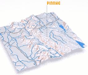 3d view of Pinnwe