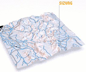 3d view of Sizung