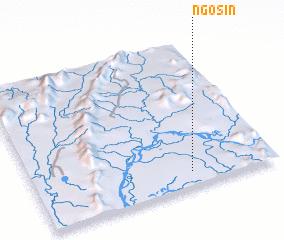 3d view of Ngosin