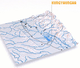 3d view of Kungyaungwa