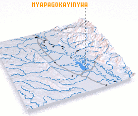 3d view of Myapago Kayinywa