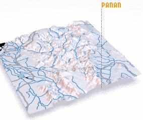 3d view of Panan