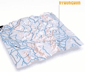 3d view of Nyaungwun