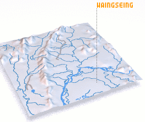 3d view of Waing Seing