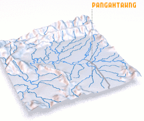 3d view of Pān Gahtawng
