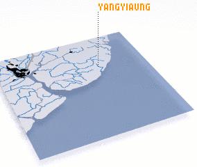 3d view of Yangyi-aung