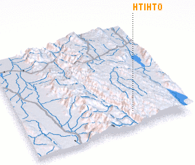 3d view of Htihto