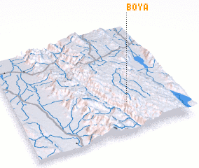 3d view of Bo-ya