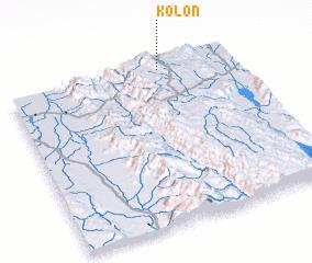 3d view of Kolon