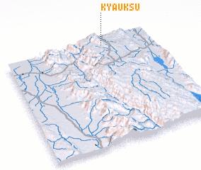 3d view of Kyauksu