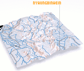 3d view of Nyaungbinwein