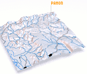 3d view of Pa-môn