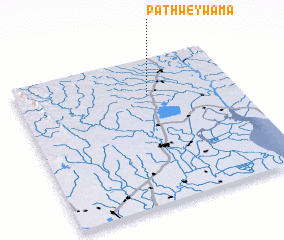 3d view of Pathwè Ywama